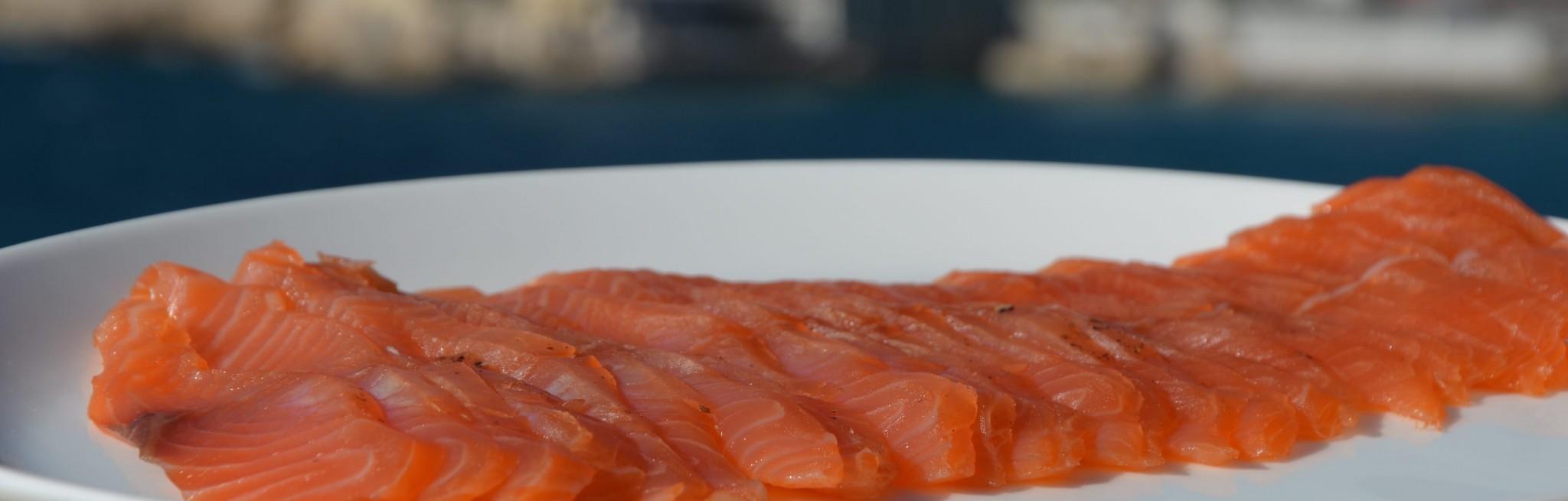 Saumon fumé et poissons fumés – Maison Matthieu