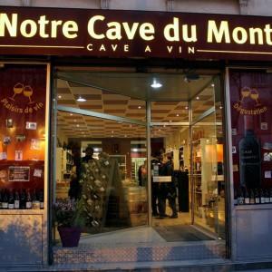 Notre cave du Mont, 10 rue de Lodi
